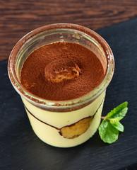 Tiramisu - Italian creme dessert