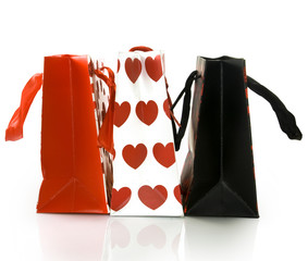 gift shopping bags