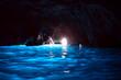 Leinwandbild Motiv Blue Grotto, Capri, Italy
