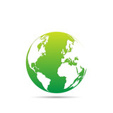 Fototapety Green Earth Design
