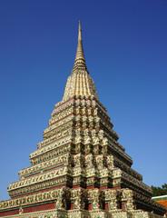 Ornamental Thai pagoda