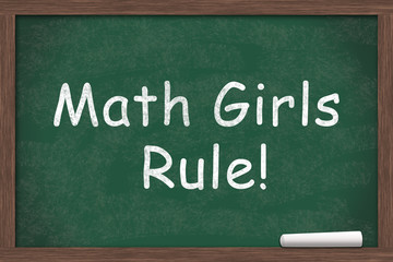 Math Girls Rule