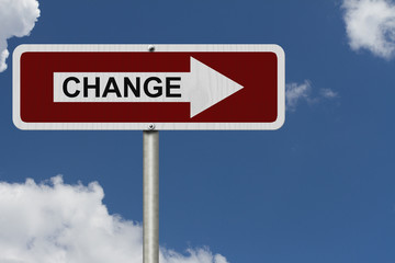 The way to Change