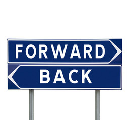 Forward or Back