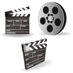 Clap de cinema pellicule01