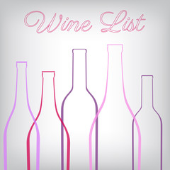 Wine list profili