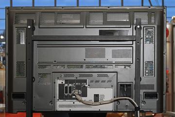 LCD TV back