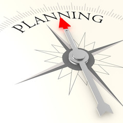 Planning compass