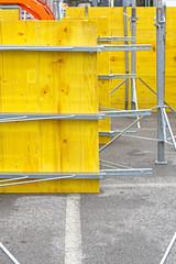 Construction concrete forms