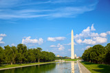 Washington Monument at National Mall in Washington, DC