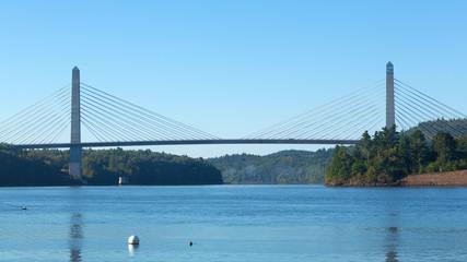 The Verona Bridge in Maine