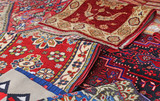 Oriental rugs Handmade wool for sale in the shop