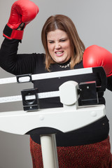 Fighting against overweight