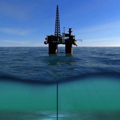 Piattaforma petrolifera, produzione, perforazione, petrolio