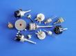Regulatory knobs in various versions. - 75754513