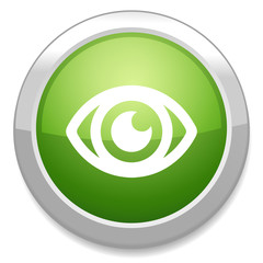 Eye sign icon. Publish content concept. Visibility button.
