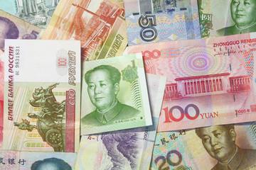 Российско-китайские денежные отношения