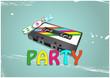 tape cassette party