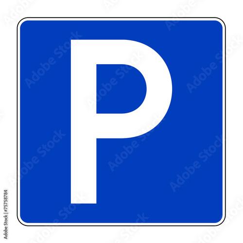Zdjęcia na płótnie, fototapety, obrazy : Parkplatz