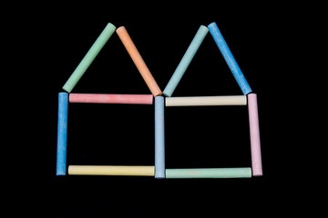 maison stylisés