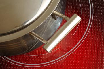 Red hot ceramic hotplate cooker 2