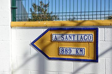 Dirección Camino de Santiago