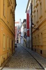Переулок, Братислава, улицы, улочки