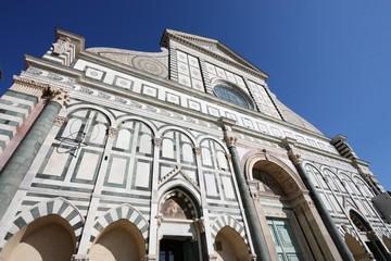 Florence landmark - Santa Maria Novella