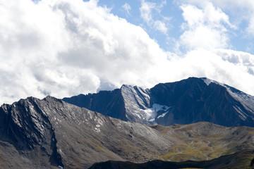 Silvrettaregion - Alpen