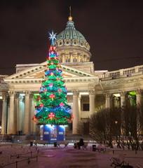 St. Petersburg. Kazan Cathedral