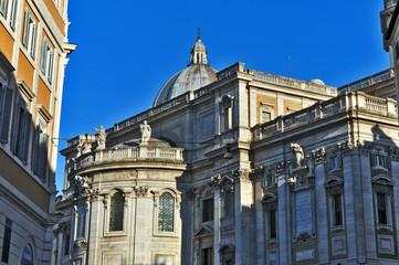 La basilica si Santa Maria Maggiore - Roma