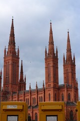 cathedral of wiesbaden germany