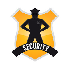 security zeichen symbol logo