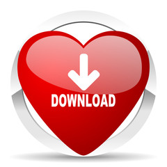 download valentine icon