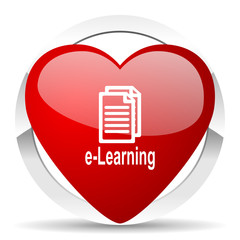 learning valentine icon