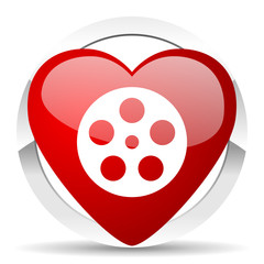 film valentine icon