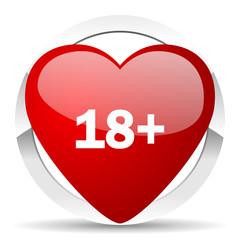 adults valentine icon