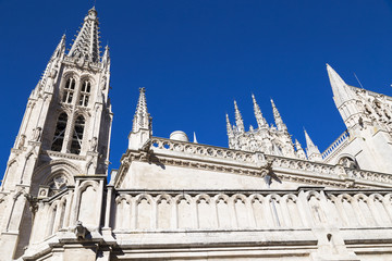 Gothic Cathedral City burgos