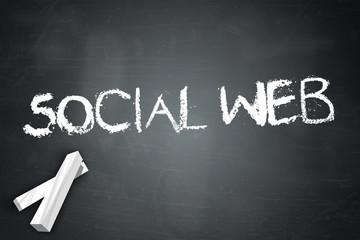 Blackboard Social Web