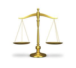 Waage Recht Balance