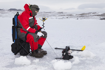 Hard Water Fishing