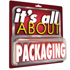 It's All About Packaging Product Marketing Advertising