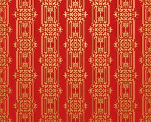 vintage wallpaper background for your design