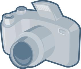 DSLR Camera Retro