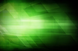 Fototapety Abstract dark green technology background.