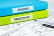 Company policies and procedures - 75776775