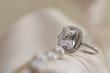 Wedding ring with diamond - 75777102