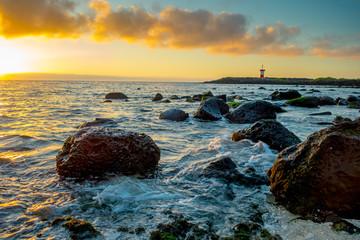 lighthouse in san cristobal galapagos islands