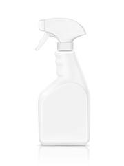 blank bottle spray detergent