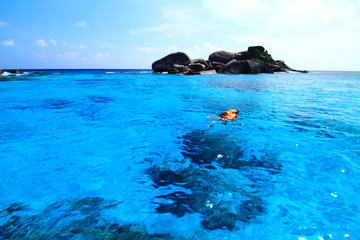 Snorkel at the islands